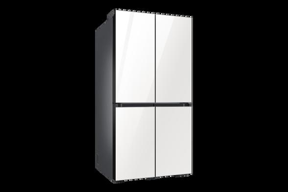 מקרר 4 דלתות 937 ליטר מדחס Digital Inverter  דירוג אנרגטי A מבית SAMSUNG דגם RF90T9013WH , , large image number null