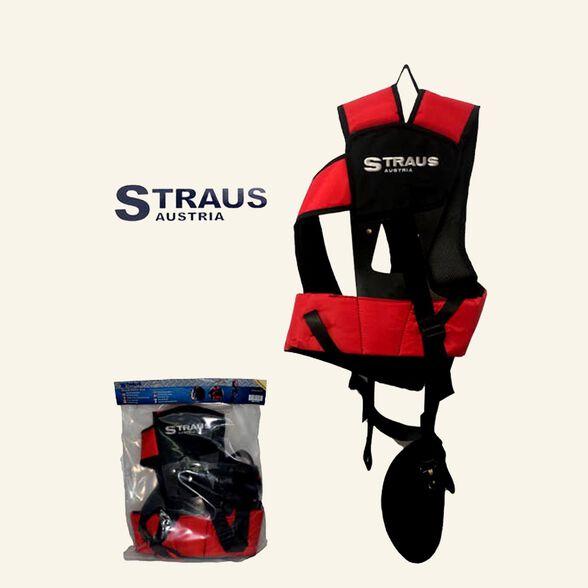 אפודה אורתופדית לחרמש וכלים מוטוריים של חברת Straus Austria, , large image number null