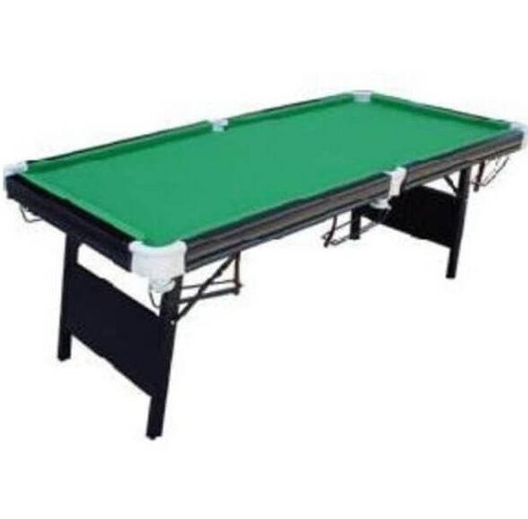 שולחן סנוקר 7 פיט, מקצועי עץ מלא מתקפל דגם 92010, , large image number null