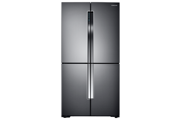 מקרר 4 דלתות 700 ליטר מדחס Digital Inverter  דירוג אנרגטי A מבית SAMSUNG דגם RF60J9001SG , , large image number null