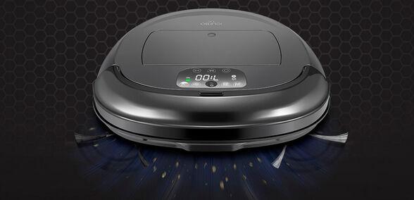 שואב אבק רובוטי iCLEBO Omega O5 השואב הרובוטי החכם מבית iCLEBO בעל 3 מערכות ניווט כולל מצלמה מהפכנית , , large image number null