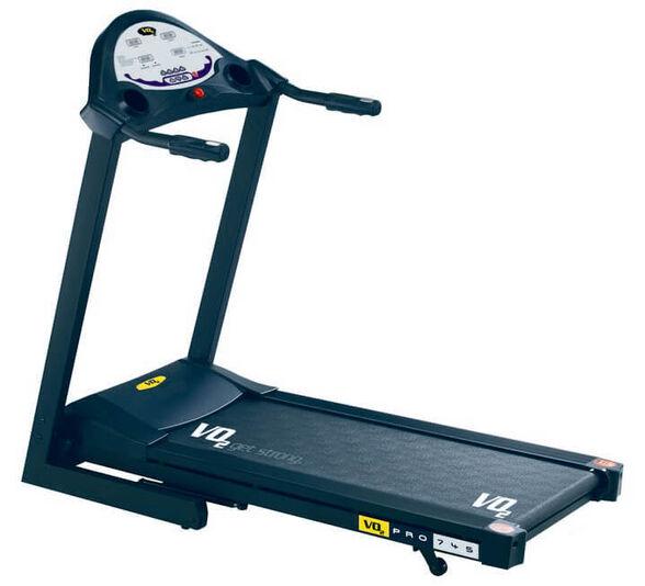 """להיות הכי מהיר!!! מסלול ריצה מקצועי מבית VO2 דגם PRO745 מנוע חזק ושקט 7 כ""""ס מסילה רחבה ונוחה 46 ס""""מ, , large image number null"""
