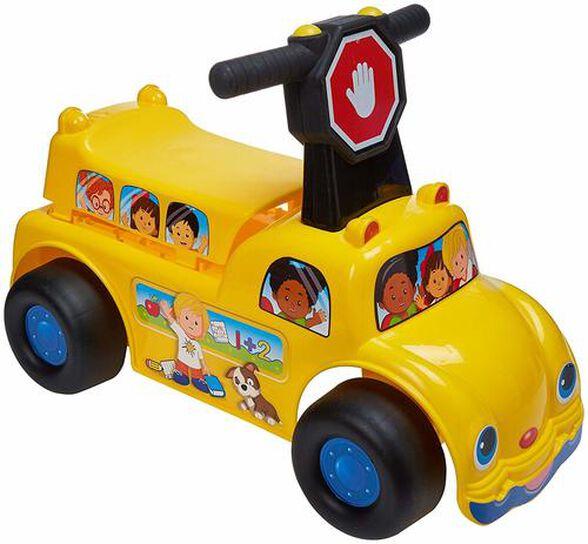 בימבה אוטובוס 'אנשים קטנים' עם אפקטים קוליים ותא אכסון לצעצועים, , large image number null