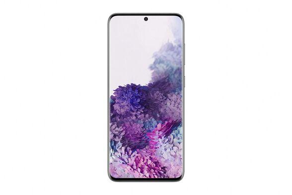 """סמארטפון Smsung Galaxy S20 מסך 6.2"""" נפח איחסון 128GB זיכרון 8GB RAM מצלמה בעלת 3 עדשות 12MP + 12MP + 64MP   , , large image number null"""