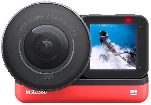 מצלמה מודולרית  | 1 אינץ' מהדורת זווית רחבה Insta360 ONE R 1inch , , large image number null