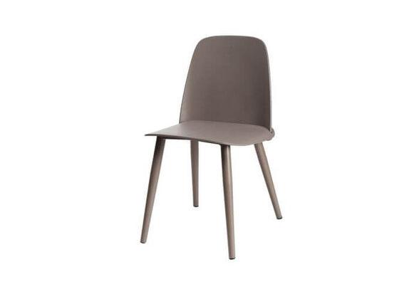 כסא DINO מבית URBAN_צבע אפור חום, , large image number null