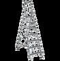 סולם אלומיניום תיקני 7 שלבים –  SHAZAR