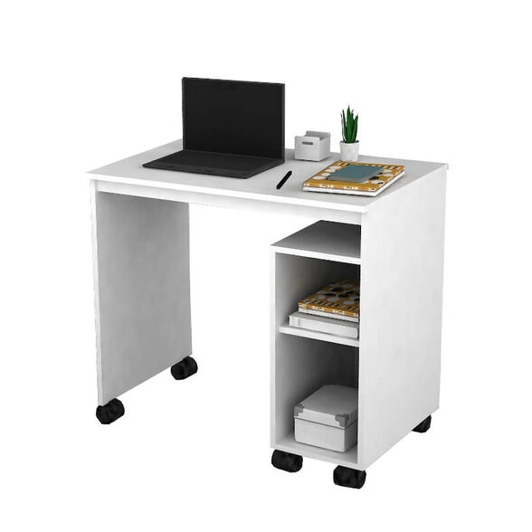 שולחן מחשב ראשית - יציב, נייד ופרקטי! מבית DAMIR, , large image number null