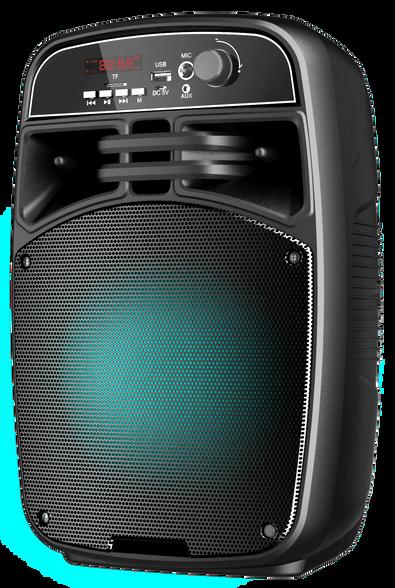 בידורית 6.5 אינץ' עם מיקרופון אלחוטית ELEGANT BEAT , , large image number null