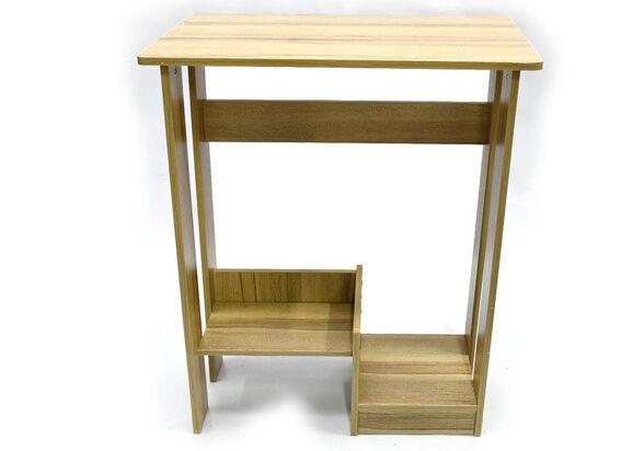 שולחן מחשב מפואר MSH-1-37 מעץ מבית ROSSO ITALY רוחב 0.6 מטר, , large image number null
