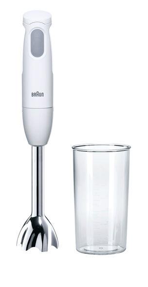 """בלנדר מוט מנירוסטה בהספק 450W , בעלת להבים מנירוסטה חדים במיוחד וכוס מדידה מפלסטיק BPA 600 מ""""ל , , large image number null"""