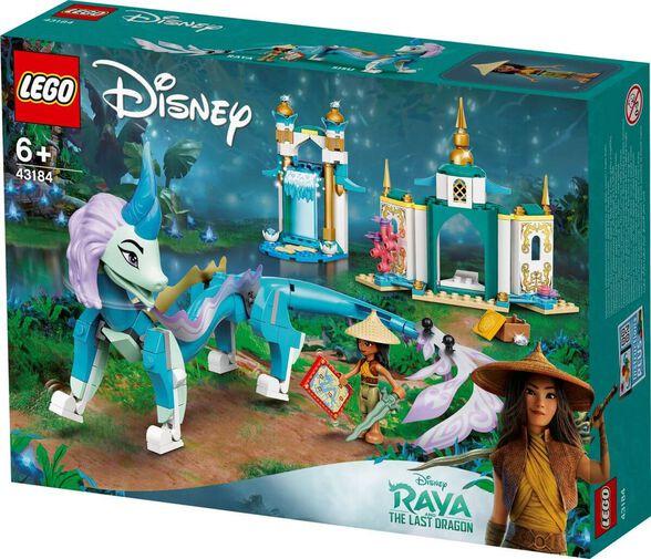 LEGO לגו דיסני - רעיה והדרקון 43184, , large image number null