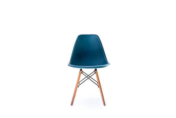 כסא לפינת אוכל נוח מודרני ומעוצב | במגוון צבעים לבחירה_טורקיז כהה, , large image number null
