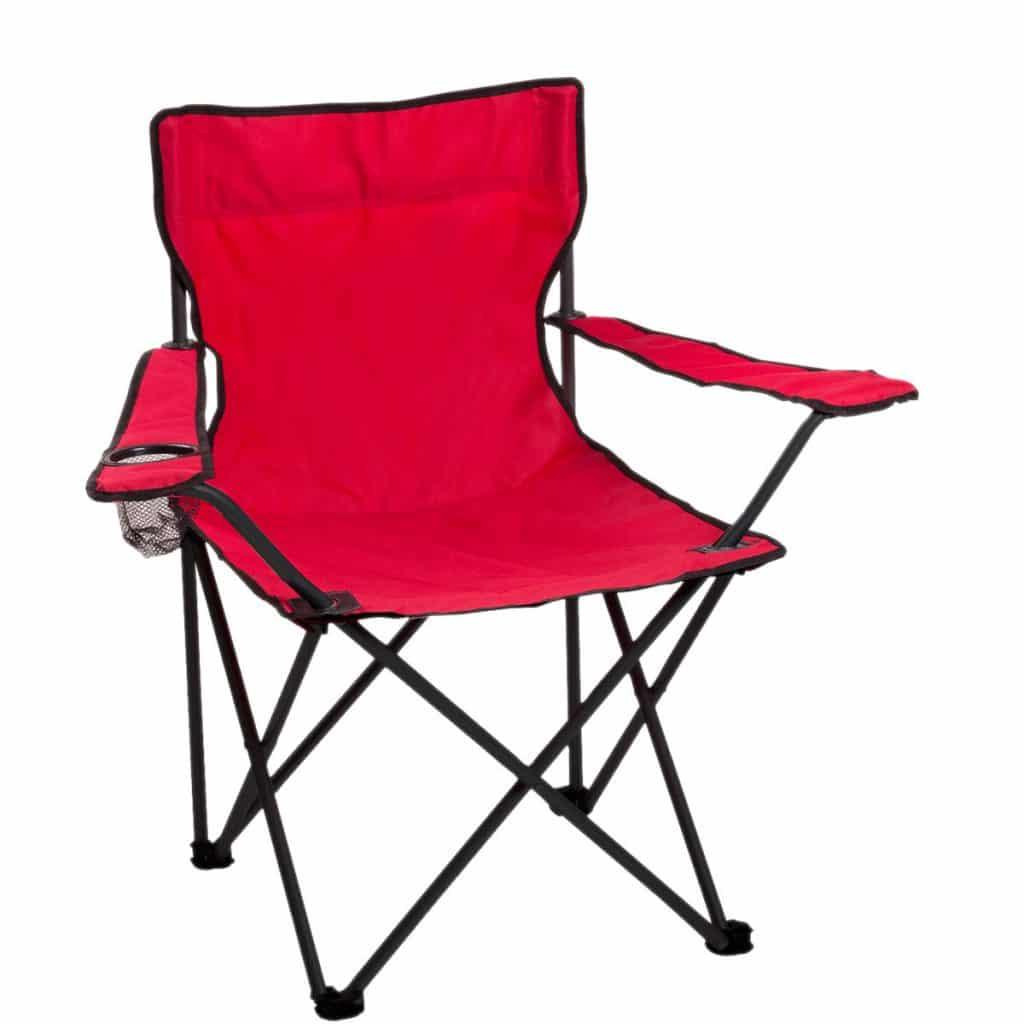 זוג כיסאות בתוך בתיק נשיאה