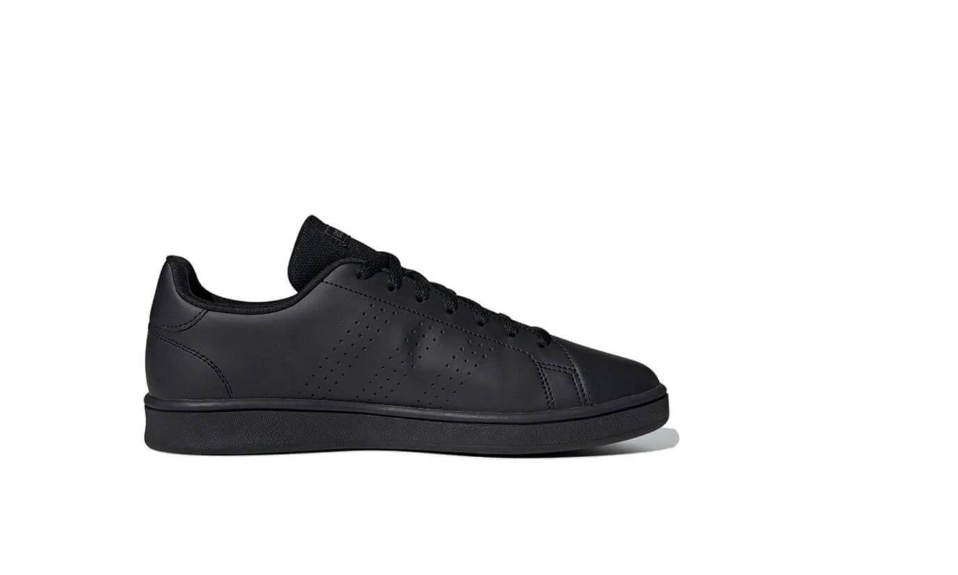 נעלי סניקרס אדידס לגברים ADVANTAGE BASE   שחור, , large image number NaN
